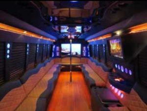 Buckhead Atlanta Party Bus